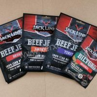 6_jerky Jack Links ORIGINAL SWEET&HOT TERIYAKI BILTONG Original