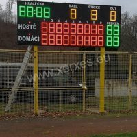 BASE 40A_40 Baseball Orli Choceň
