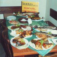 Ochutnávka uzených ryb XERXES