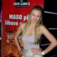 Prezentace sušeného masa Jack Linsk v klubu TOP GEAR_3