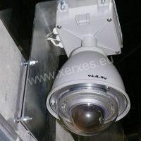 kamera pro videorozhodčího v hokeji