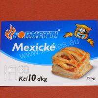 regálová cenovka Fornetti_Mexické