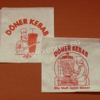sáček Döner kebab