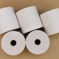 termopásky s papírovou dutinkou